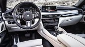 2015 BMW X6 press shots interior M