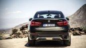 2015 BMW X6 press shots rear