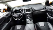 2015 Ford Edge Sport official image dashboard