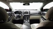 2015 Ford Edge official image dual tone dasboard