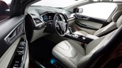 2015 Ford Edge official image dual tone interior