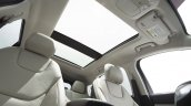 2015 Ford Edge official image sunroof