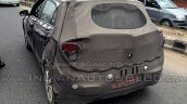 2015 Hyundai i20 spied by IAB rear angle