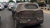 2015 Hyundai i20 spied by IAB rear