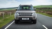 2015 Land Rover Discovery front
