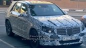 2015 Mercedes GLK Class IAB spied front image
