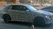 2015 Mercedes GLK Class IAB spied front quarters