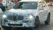 2015 Mercedes GLK Class IAB spied headlight