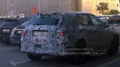 2015 Mercedes GLK Class IAB spied rear quarter