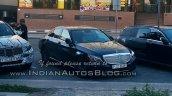 2015 Mercedes GLK Class IAB spied with C Class