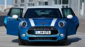 2015 Mini Five-Door press shot door open