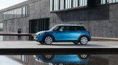 2015 Mini Five-Door press shot front three quarter