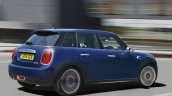 2015 Mini Five-Door press shot rear quarter image