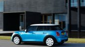 2015 Mini Five-Door press shot side profile shot