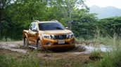 2015 Nissan Navara off road offical image