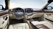 2015 Ssangyong Chairman W dashboard