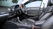 Audi A3 sedan Malaysia dashboard