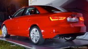 Audi A3 sedan Malaysia rear three quarters