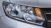 Dacia Logan 10th anniversary edtion headlamp