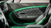 Door pad of the Bentley Continental GT3-R