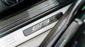 Door sill of the Bentley Continental GT3-R