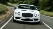 Front fascia of the Bentley Continental GT3-R