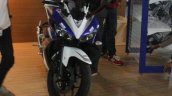 Front of Yamaha R25 special edition
