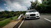 Front of the Bentley Continental GT3-R