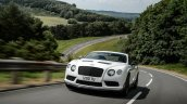Front splitter of the Bentley Continental GT3-R