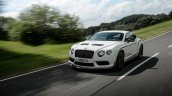 Front three quarters of the Bentley Continental GT3-R