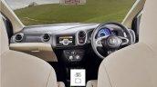 Honda Mobilio India-spec interior screen capture