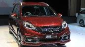 Honda Mobilio RS front three quarters left Indonesia launch