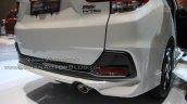 Honda Mobilio RS rear bumper Indonesia launch
