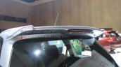 Honda Mobilio RS rear spoiler Indonesia launch