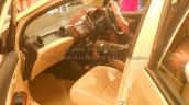 Honda Mobilio dashboard passenger side mall display
