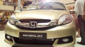 Honda Mobilio grille mall display