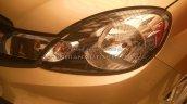 Honda Mobilio headlamp mall display