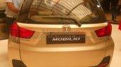 Honda Mobilio rear mall display
