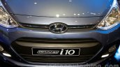Hyundai Grand i10 grille at the 2014 Indonesia International Motor Show