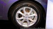 Hyundai Grand i10 wheel at the 2014 Indonesia International Motor Show