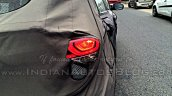 IAB spied 2015 Hyundai i20 LED taillight