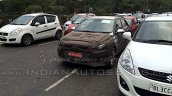 IAB spied 2015 Hyundai i20 front three quarter angle