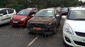 IAB spied 2015 Hyundai i20 front view