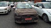IAB spied 2015 Hyundai i20 grille
