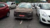 IAB spied 2015 Hyundai i20 with a Swift