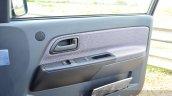 Isuzu D-Max Spacecab Arched Deck Review door trim