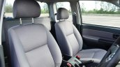 Isuzu D-Max Spacecab Arched Deck Review seat