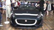 Jaguar Project 7 front at 2014 Goodwood Festival of Speed