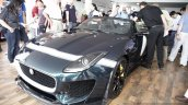 Jaguar Project 7 front three quarter at 2014 Goodwood Festival of Speed