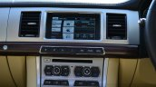 Jaguar XF 2.0L Petrol Review center console